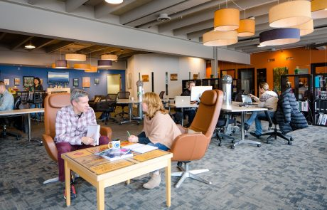 The Commons | Co-Working Space - Hopkins and Excelsior