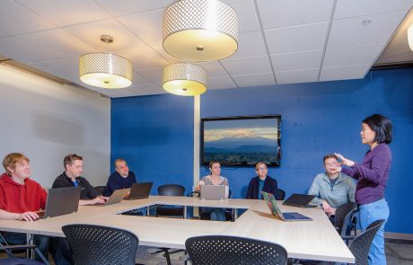 Meeting room - The Commons | Co-Working Space - Hopkins and Excelsior